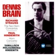 Dennis Brain/Philharmonia Orchestra/Paul Hindemith Horn Concerto (1950) (1987 Remastered Version): I. Moderately fast