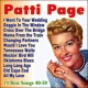 Patti Page The Best Songs 1940-1950