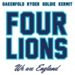 Four Lions We Are England (Radio Edit)