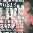 Sublime Stand By Your Van - Live!