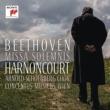 Nikolaus Harnoncourt ベートーヴェン:ミサ・ソレムニス(2015年ライヴ)