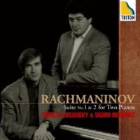 ニコライ・ルガンスキー/ワディム・ルデンコ ラフマニノフ:2台のピアノのための組曲 第 1番&第 2番
