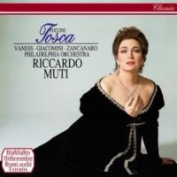 リッカルド・ムーティ/フィラデルフィア管弦楽団 Puccini: Tosca (Highlights)