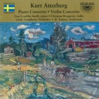Dan Franklin Smith&Christian Bergqvist Atterberg: Piano & Violin Concerto