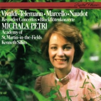 Michala Petri/Academy of St. Martin in the Fields/Kenneth Sillito Italian Recorder Concertos