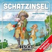 Barbara Burren/Kinder Schweizerdeutsch Schatzinsel Teil 10