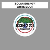 Solar Energy White Moon