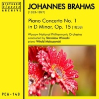 Warsaw National Philharmonic Orchestra Brahms: Piano Concerto No. 1 in D Minor, Op. 15