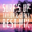 Various Artists SURF'S UP~TAYLOR&Girly~BEST MIX~music.jpバージョン