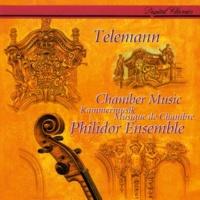 Philidor Ensemble Telemann: Chamber Music