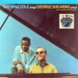 Nat King Cole and George Shearing September Song