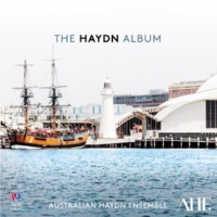 "Australian Haydn Ensemble/Skye McIntosh Haydn: Symphony No.6 in D Major, Hob.I:6 - ""Le Matin"" - 3. Menuet"