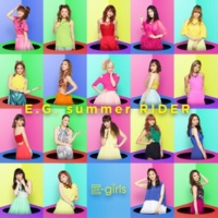 E-girls Party In The Sun