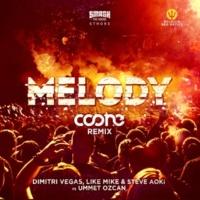 Dimitri Vegas, Like Mike & Steve Aoki vs Ummet Ozcan Melody(Coone Extended Remix)