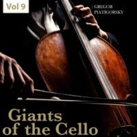 Gregor Piatigorsky Piano Trio in A Minor Op. 50: A. Tema con variazioni. Andante con moto