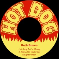 Ruth Brown As Long as I´m Moving