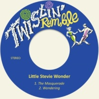 Little Stevie Wonder Wondering