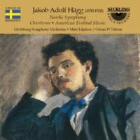 Gävleborg Symphony Orchestra Nordic Symphony in E-Flat Major, Op. 2: III. Presto - L'istesso tempo - Tempo I