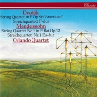 "Orlando Quartet Dvorák: String Quartet No.12 in F major, Op.96 - ""American"" B.179 - 2. Lento"