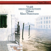 Klaus Thunemann/I Musici Vivaldi: Bassoon Concerto in A minor, RV 497 - 2. Andante molto