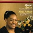 Jessye Norman/Geoffrey Parsons Brahms: Lieder