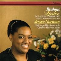 Jessye Norman/Geoffrey Parsons Brahms: Fünf Lieder op.47 - 1. Botschaft