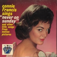 Connie Francis Three Coins in the Fountain