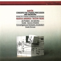 Martha Argerich/Nelson Freire/Jan Labordus/Jan Pustjens/Royal Concertgebouw Orchestra/David Zinman Bartók: Concerto for 2 Pianos, Percussion, and Orchestra, BB 121 (Sz.115) - 3. Allegro ma non troppo
