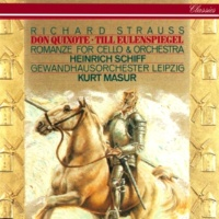 Heinrich Schiff/Gewandhausorchester Leipzig/Kurt Masur R. Strauss: Romance for Cello and Orchestra in F major, TrV 118