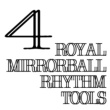royal mirrorball RMR10 Cym Stem