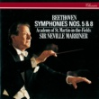 Sir Neville Marriner/Academy of St. Martin in the Fields Beethoven: Symphonies Nos. 5 & 8