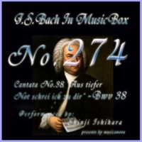 石原眞治 1. コラール BWV 38(オルゴール)