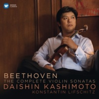 Daishin Kashimoto Violin Sonata No. 6 in A Major, Op. 30 No. 1: III. Allegretto con variazioni