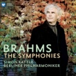 Sir Simon Rattle Brahms: The Symphonies