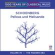 シドニー・シンフォニー・オーケストラ/エド・デ・ワールト Schoenberg: Pelleas und Melisande [1000 Years Of Classical Music, Vol. 78]