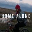 Ansel Elgort Home Alone