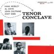 ハンク・モブレー/アル・コーン/ジョン・コルトレーン/ズート・シムズ Tenor Conclave