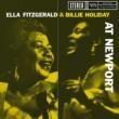 ビリー・ホリデイ My Man [Live At The Newport Jazz Festival/1957]