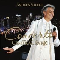 Andrea Bocelli ニューヨーク・ニューヨーク [Live At Central Park, New York/2011]