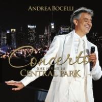 Andrea Bocelli 聖なる神殿の奥深く~歌劇『真珠採り』より [Live At Central Park, New York/2011]
