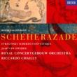 リッカルド・シャイー/ヤープ・ヴァン・ズヴェーデン/ロイヤル・コンセルトヘボウ管弦楽団 Rimsky-Korsakov: Scheherazade / Stravinsky: Scherzo fantastique