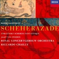 リッカルド・シャイー/ヤープ・ヴァン・ズヴェーデン/ロイヤル・コンセルトヘボウ管弦楽団 Rimsky-Korsakov: Scheherazade, Op.35 - The Young Prince and the Young Princess