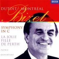 Orchestre Symphonique de Montréal/Charles Dutoit Bizet: Ouverture (Première Ouverture)