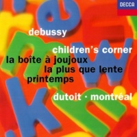 Orchestre Symphonique de Montréal/シャルル・デュトワ Debussy: Children's Corner, L. 113 - Orch. Caplet - The Snow is Dancing