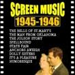 ブラノン・ストリングス・オーケストラ、ブラノン・ウインド・アンサンブル、ジザイ・ミュージック・プレイヤーズ 映画音楽大全集 1945-1946 白い恐怖/聖メリーの鐘
