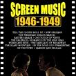 ブラノン・ストリングス・オーケストラ、ジザイ・ミュージック・プレイヤーズ、ブラノン・ウインド・アンサンブル 映画音楽大全集 1946-1949 雲流るるはてに/踊る大紐育