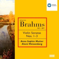 Anne-Sophie Mutter/Alexis Weissenberg Sonata for Violin and Piano No. 3 in D minor, Op. 108: IV. Presto agitato