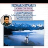 David Pyatt/Britten Sinfonia/Nicholas Cleobury Horn Concerto No.1 in E flat, op.11: I. Allegro