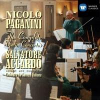 Salvatore Accardo Violin Concerto N.2 in B Minor 'La Campanella': III. Rondò, Andantino Allegretto Moderato 'La Campanella'