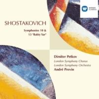 André Previn Symphony No.10 in E minor Op.93: II. Allegro